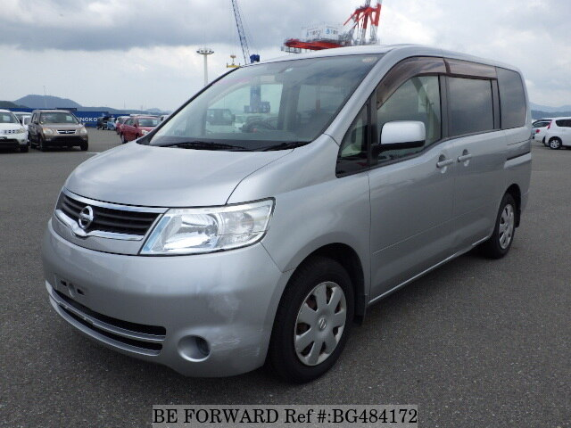 Used 2006 NISSAN SERENA BG484172 for Sale