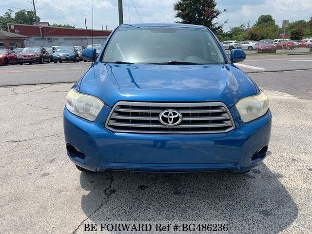 2008 Toyota Highlander For Sale >> 2008 Toyota Highlander