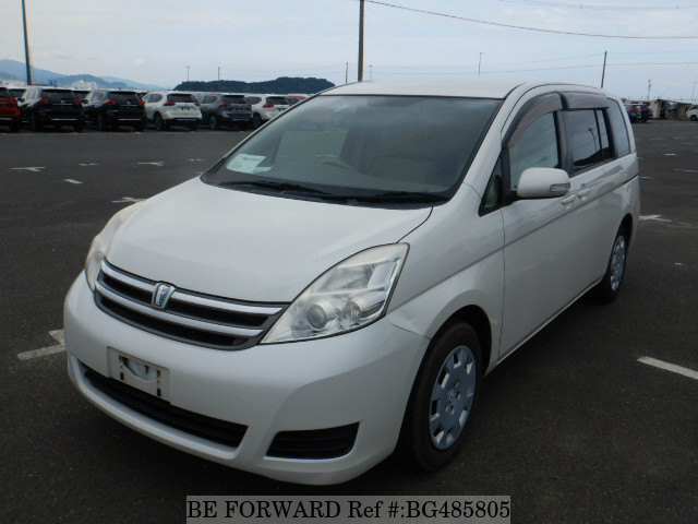 Used 2008 TOYOTA ISIS BG485805 for Sale