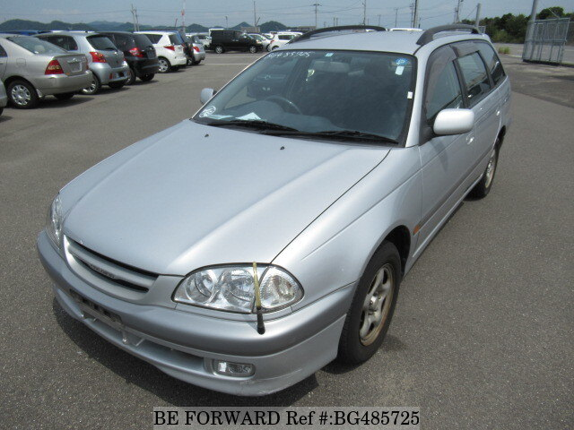 Used 1998 TOYOTA CALDINA BG485725 for Sale