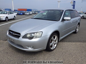 Used 2004 SUBARU LEGACY TOURING WAGON BG485649 for Sale