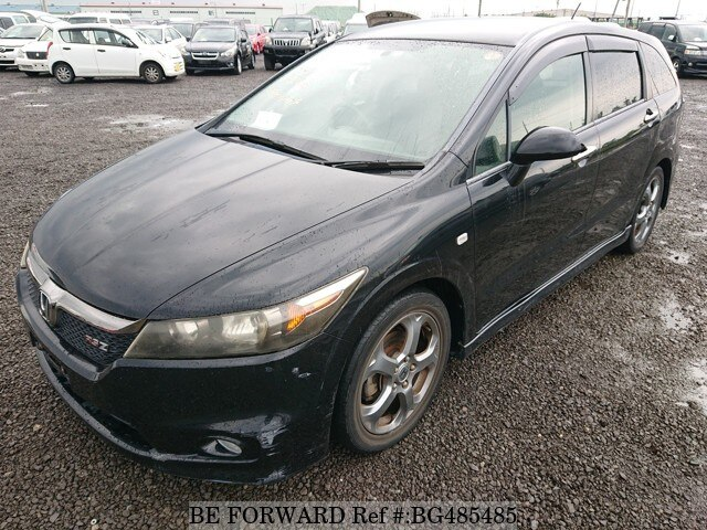 Used 2008 HONDA STREAM BG485485 for Sale