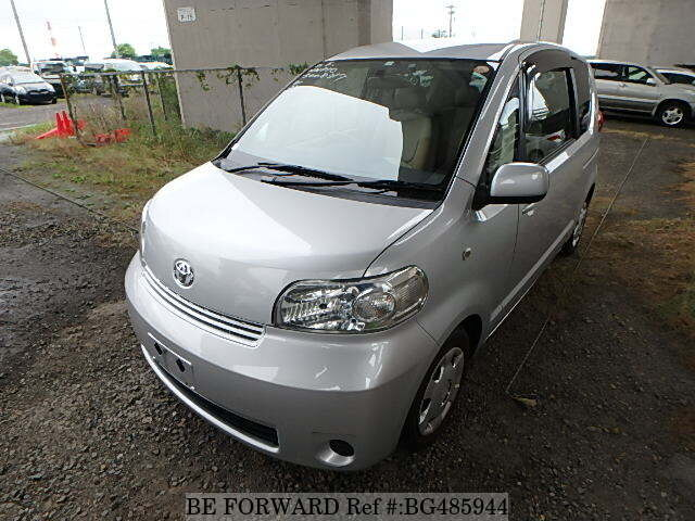 Used 2006 TOYOTA PORTE BG485944 for Sale