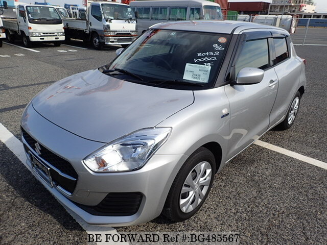 Used 2017 SUZUKI SWIFT BG485567 for Sale