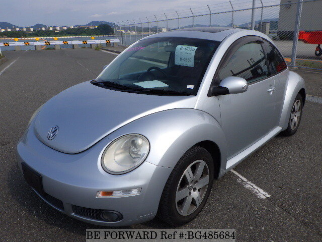 Used 2009 VOLKSWAGEN NEW BEETLE BG485684 for Sale