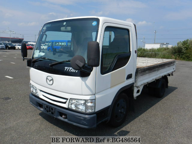 Used 2001 MAZDA TITAN BG486564 for Sale