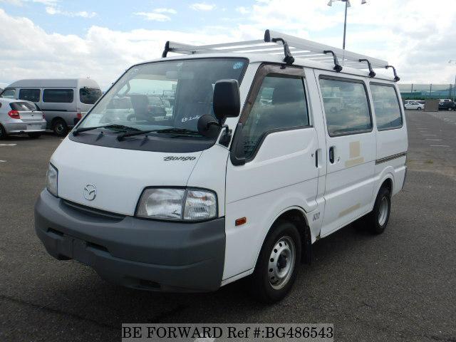 Used 2013 MAZDA BONGO VAN DX/ABF-SKP2V for Sale BG486543 ...