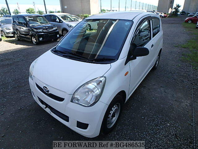 Used 2013 DAIHATSU MIRA BG486535 for Sale