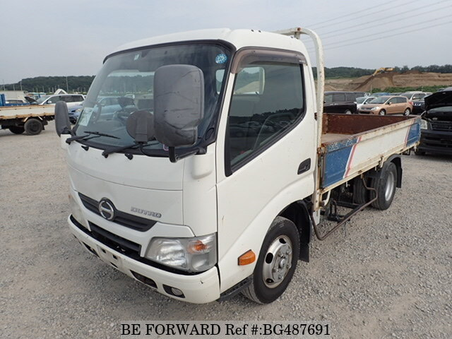 Used 2012 HINO DUTRO BG487691 for Sale
