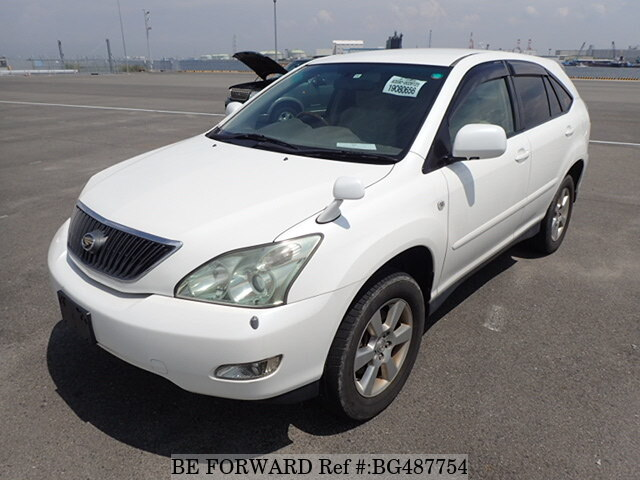 Used 2004 TOYOTA HARRIER BG487754 for Sale