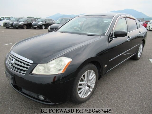 Used 2005 NISSAN FUGA BG487448 for Sale