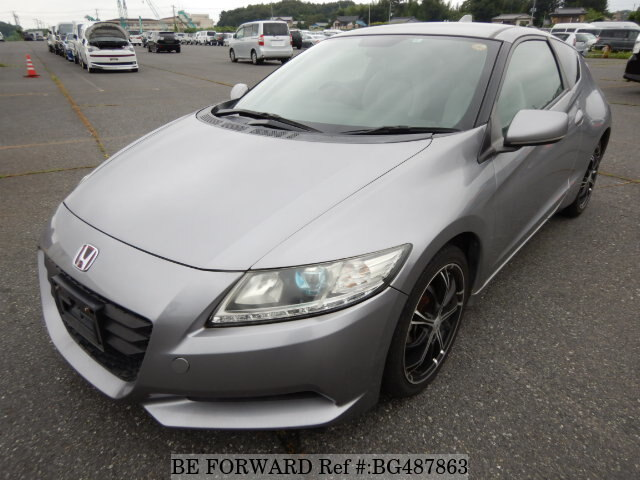 Used 2010 HONDA CR-Z BG487863 for Sale