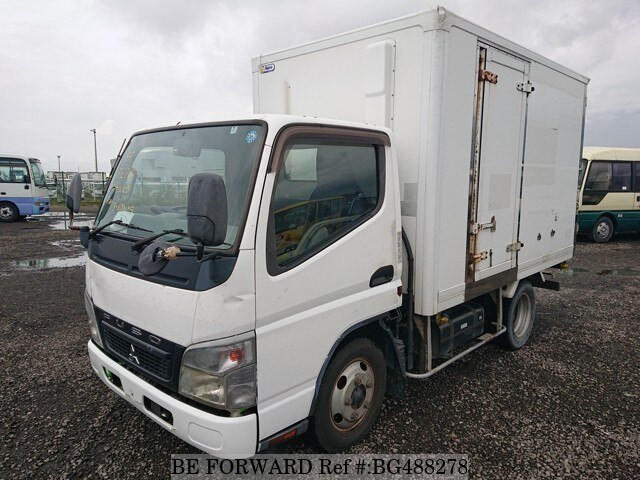 Used 2007 MITSUBISHI CANTER BG488278 for Sale