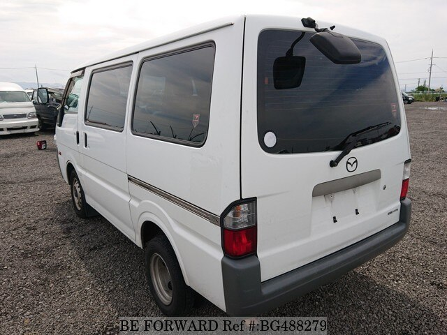 Used 2012 MAZDA BONGO VAN/ABF-SKP2V for Sale BG488279 - BE ...