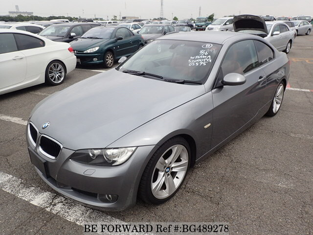 Used 2008 BMW 3 SERIES BG489278 for Sale