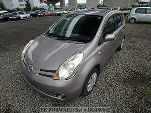 Used 2006 NISSAN NOTE BG489532 for Sale
