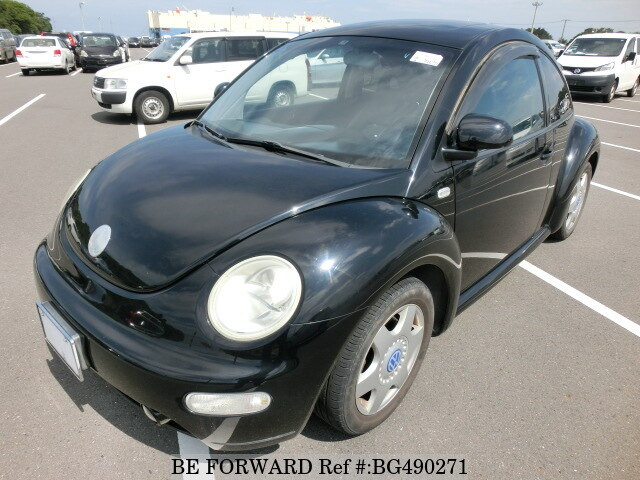 Used 2002 VOLKSWAGEN NEW BEETLE BG490271 for Sale