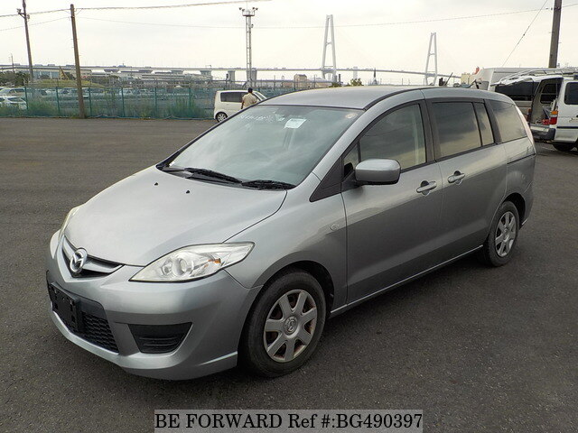 Used 2010 MAZDA PREMACY BG490397 for Sale