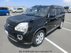 Used 2007 NISSAN X-TRAIL BG494779 for Sale