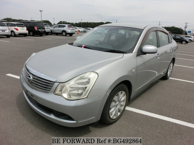 Used 2006 NISSAN BLUEBIRD SYLPHY BG492864 for Sale