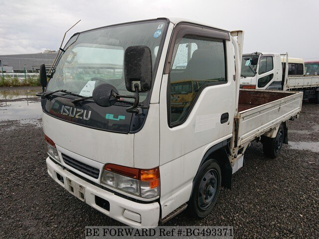 Used 1997 ISUZU ELF TRUCK BG493371 for Sale