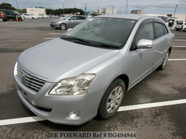 Used 2008 TOYOTA PREMIO BG494844 for Sale