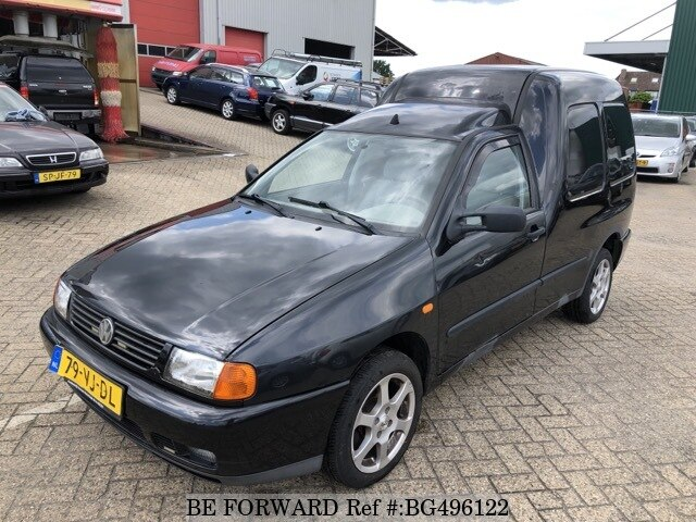Used 1999 VOLKSWAGEN CADDY BG496122 for Sale