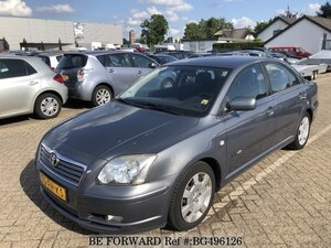 Used 2004 TOYOTA AVENSIS BG496126 for Sale