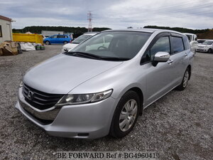 Used 2009 HONDA ODYSSEY BG496041 for Sale