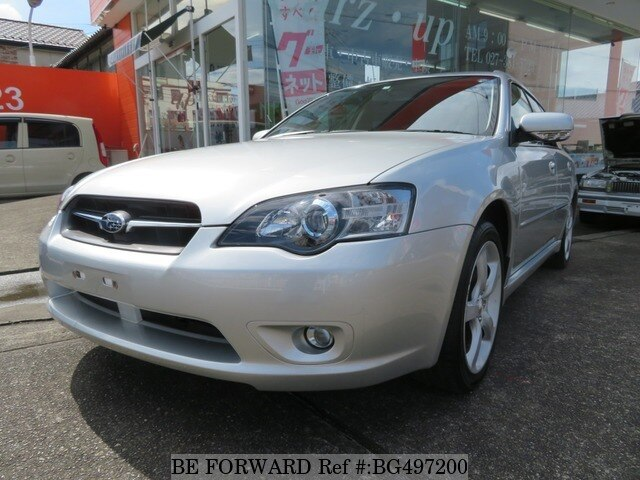 Used 2003 SUBARU LEGACY TOURING WAGON BG497200 for Sale
