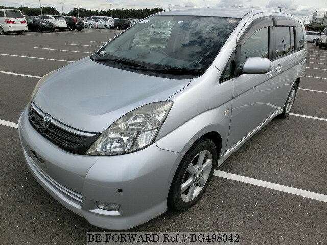 Used 2004 TOYOTA ISIS BG498342 for Sale