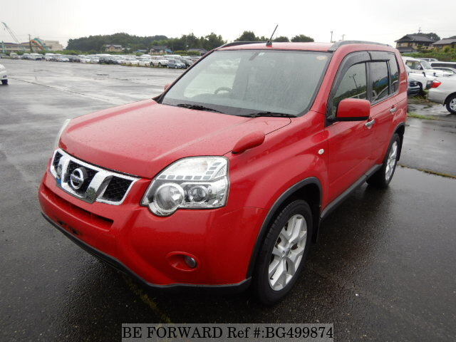 Used 2012 NISSAN X-TRAIL BG499874 for Sale