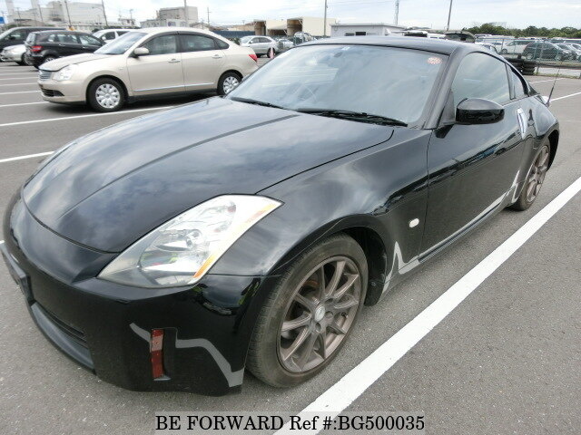 Used 2002 NISSAN FAIRLADY Z BG500035 for Sale