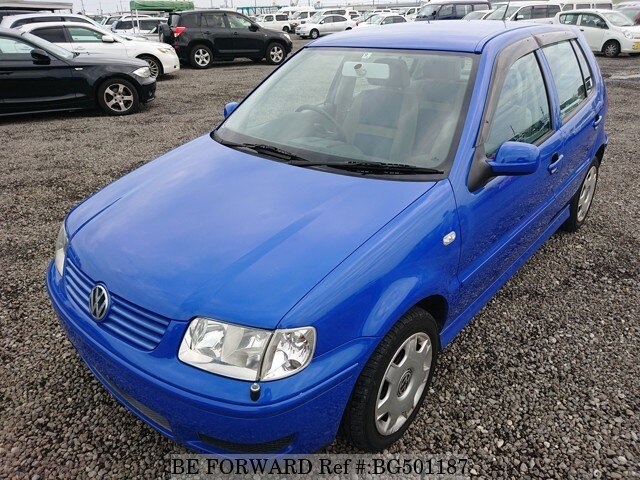 Used 2000 VOLKSWAGEN POLO BG501187 for Sale