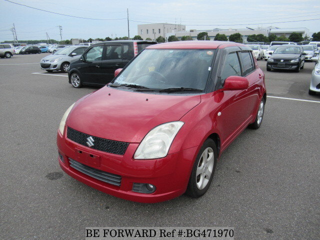 Used 2004 SUZUKI SWIFT BG471970 for Sale