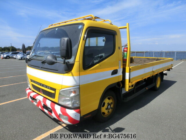 Used 2006 MITSUBISHI CANTER BG475616 for Sale