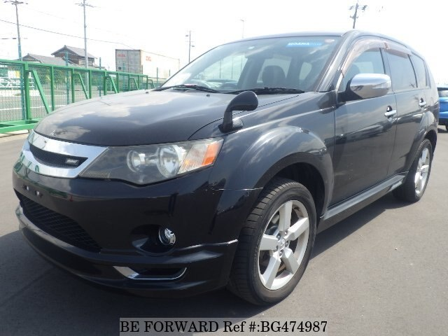 Used 2009 MITSUBISHI OUTLANDER BG474987 for Sale