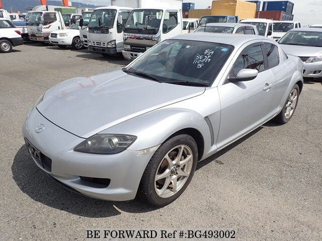 Used 2003 MAZDA RX-8 BG493002 for Sale