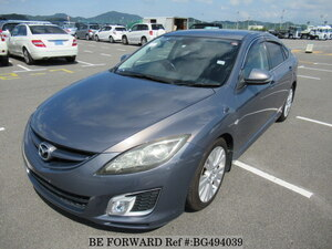 Used 2009 MAZDA ATENZA SPORT BG494039 for Sale