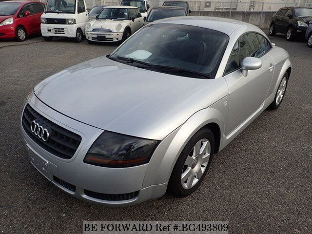 Used 2003 AUDI TT BG493809 for Sale