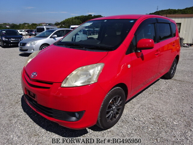 Used 2009 TOYOTA PASSO SETTE BG495950 for Sale