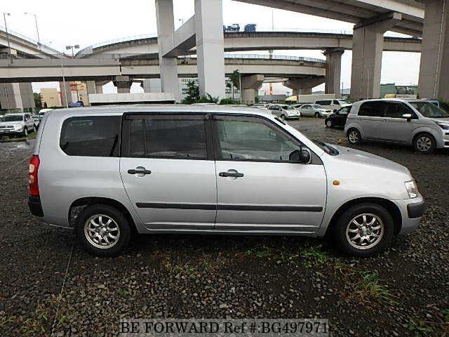 2007 TOYOTA Succeed Van