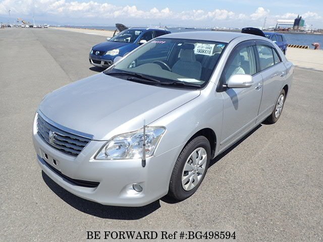 Used 2008 TOYOTA PREMIO BG498594 for Sale