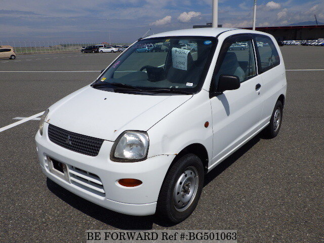 Used 2010 MITSUBISHI MINICA BG501063 for Sale