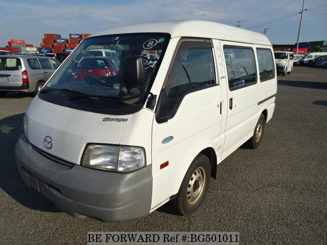 Used 2008 MAZDA BONGO VAN BG501011 for Sale