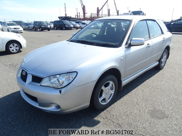 Used 2007 SUBARU IMPREZA SPORTSWAGON BG501702 for Sale
