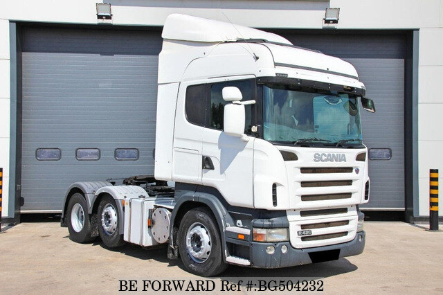 2008 Scania Scania Others
