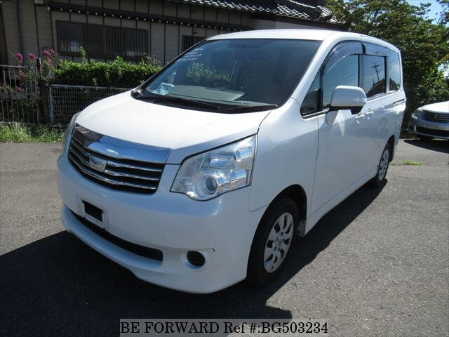 Used 2010 TOYOTA NOAH BG503234 for Sale