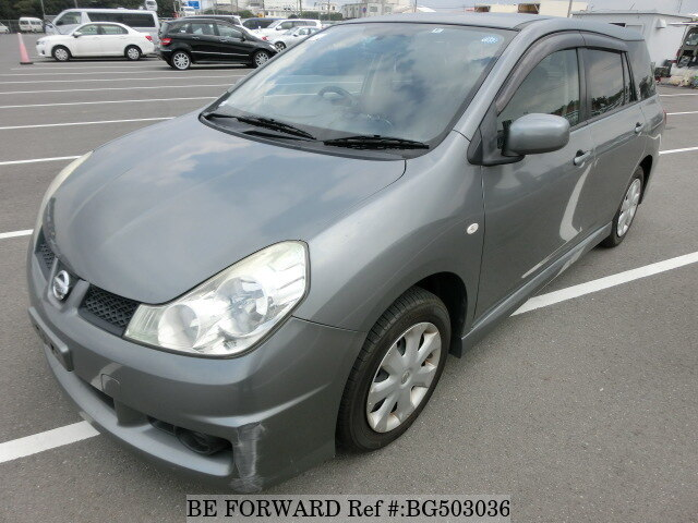 Used 2008 NISSAN WINGROAD BG503036 for Sale