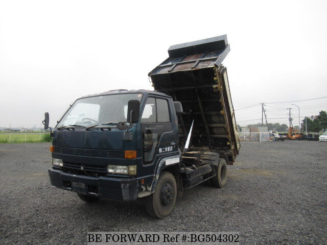 Used 1991 ISUZU JUSTON BG504302 for Sale